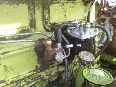 Odstojnik paliwa MTZ w Perkins 6