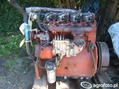 Silnik Z 7701/7711/7745 do Zetora 6245