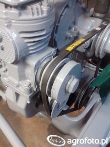 Sprzęgło sprężarki Mf 255
