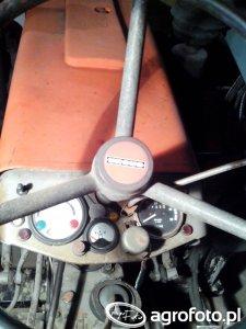Wskaźnik paliwa w Ursusie C-330