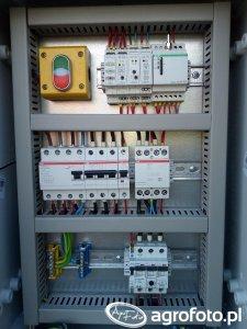 Zdalne sterowanie GSM pompą głębinową.