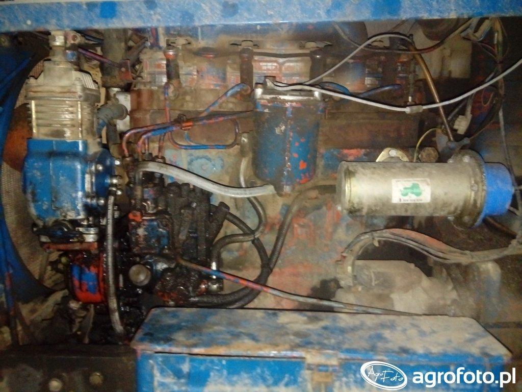 Podgrzewacz płynu + pompa wtryskowa rotacyjna