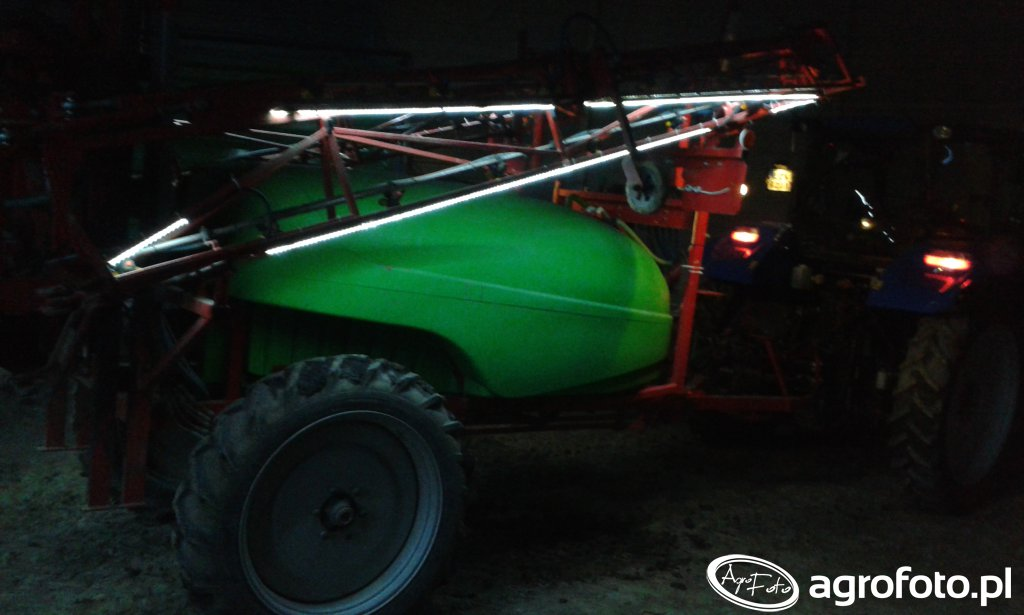 Podświetlanie belki LED
