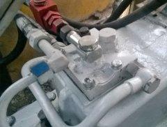 Adapter podnośnika C 330