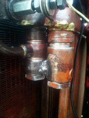 Dodatkowa chłodnica oleju w MTZ podłączenie