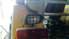 Druga lampa robocza C-360