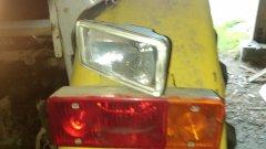 Lampa robocza c360