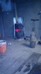 Piec garazowy