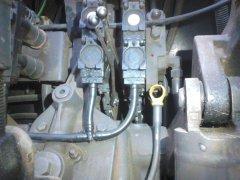 Sterowanie hydrauliką
