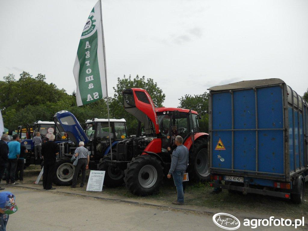Zetor Forterra 140 HSX & Farmtrac 690 DT