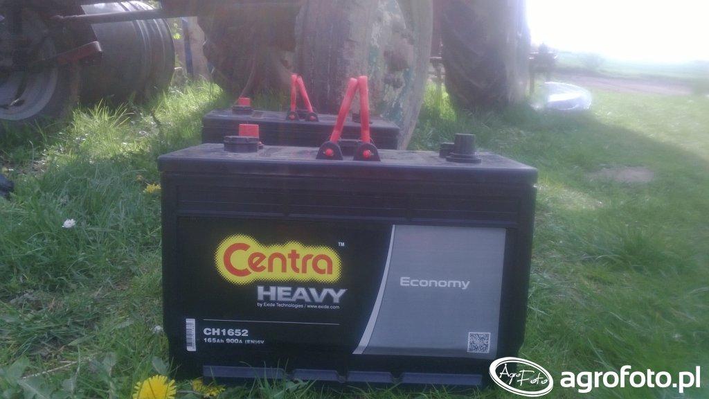 Centra Heavy 6V 165Ah 900A