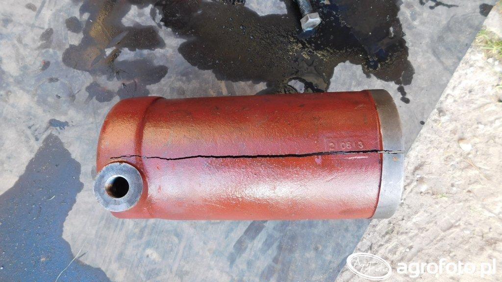 Cylinder podnośnika