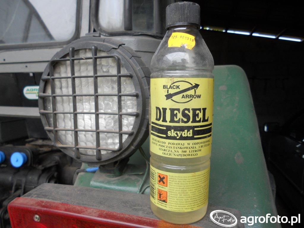 Diesel Skydd