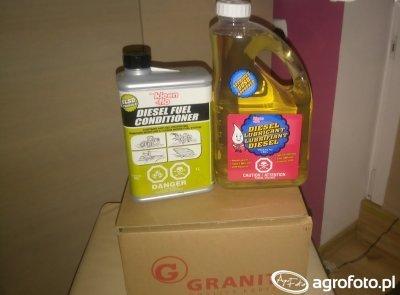 Dodatki do oleju napędowego