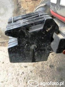 Obciążnik MF 45 kg