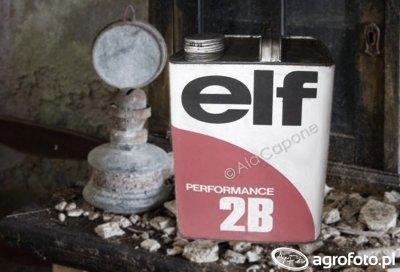 Olej silnikowy ELF