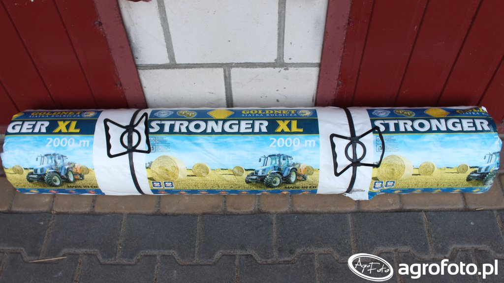 Siatka Goldnet Stronger XL