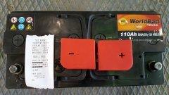 Akumulator WorldBatt 110Ah 12V