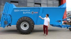 Euromilk Buffalo RX1300