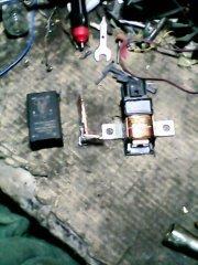 Wyłącznik prądu od New Hollanda