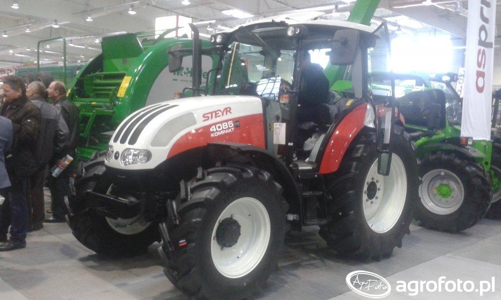 Steyr 4085 Agro Park Lublin
