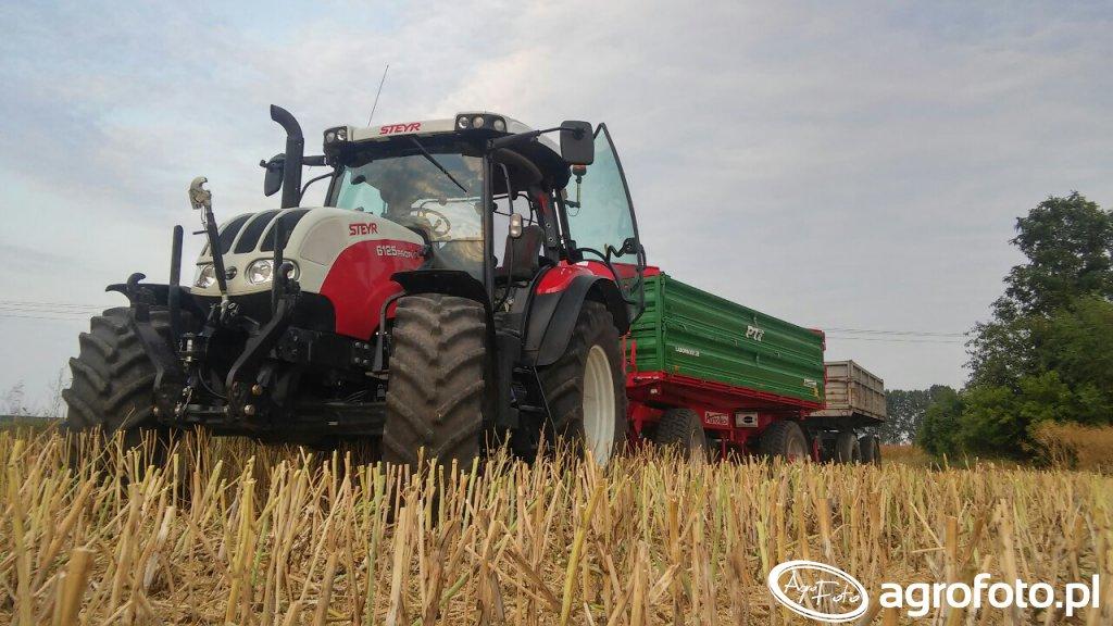 Steyr 6125 + autotech