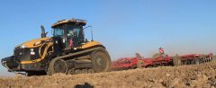 Challenger MT 875E + Horsh
