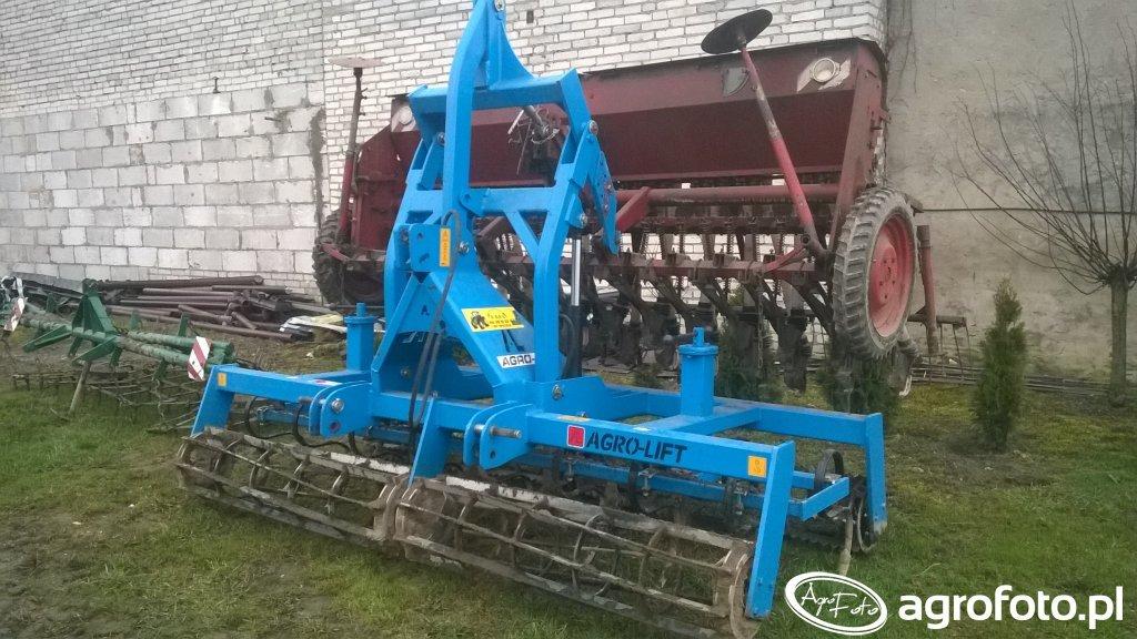 Zestaw Agro lift & Poznaiak 2,7