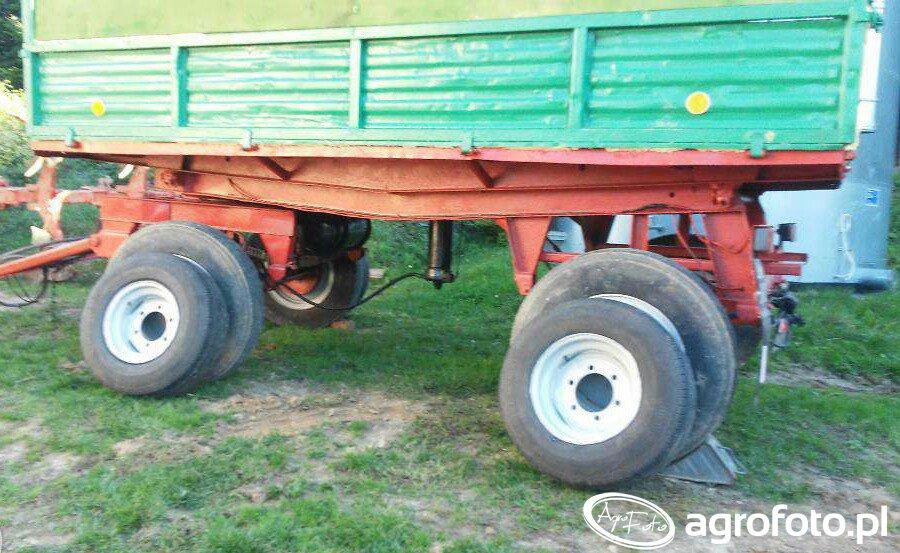 Przyczepa rolnicza D 47