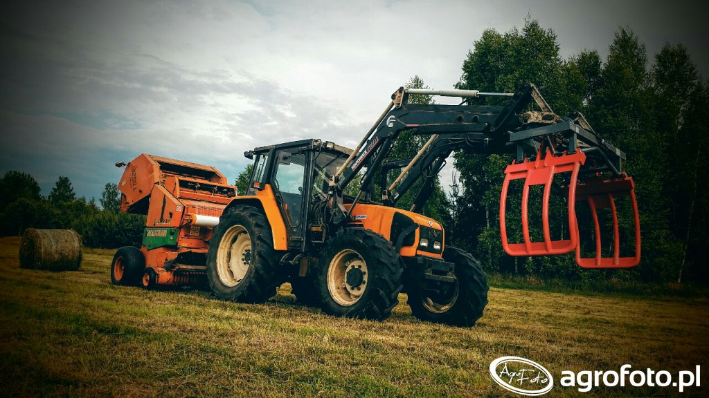 Gallignani 3200L SuperCut + Renault Ceres 95x