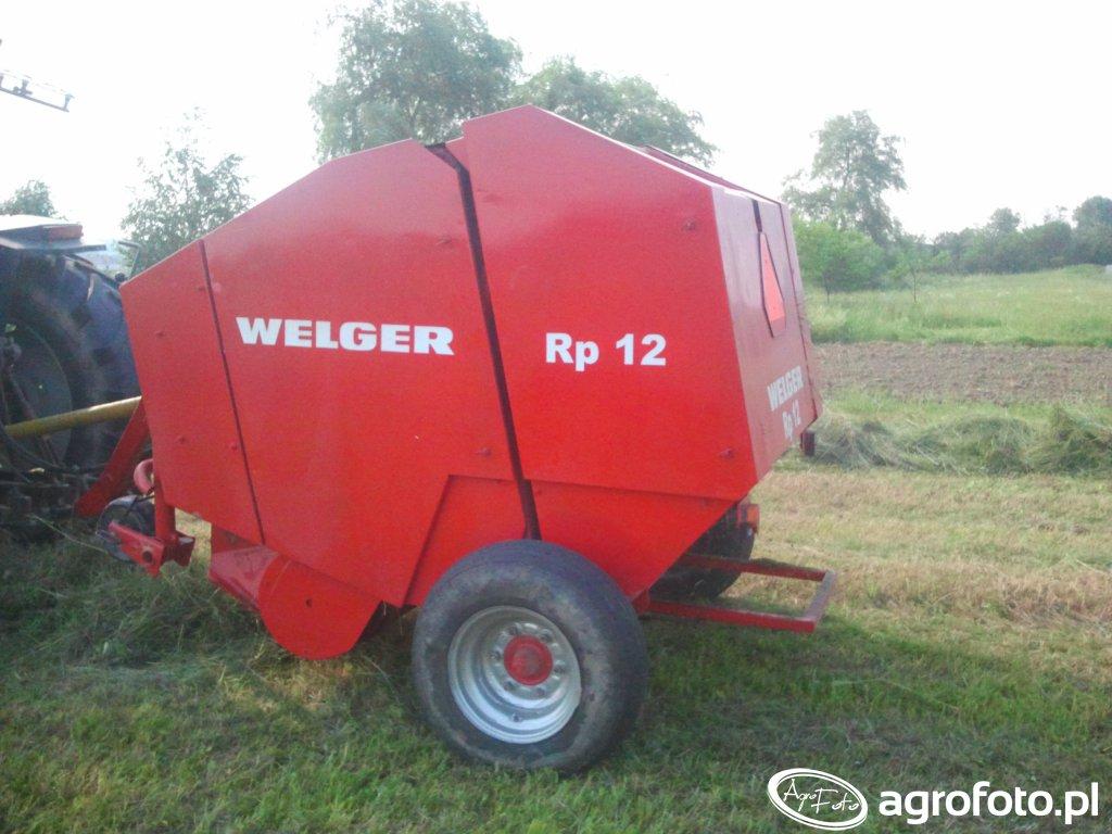 WELGER rp12