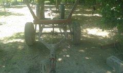 Wóz do drzewa