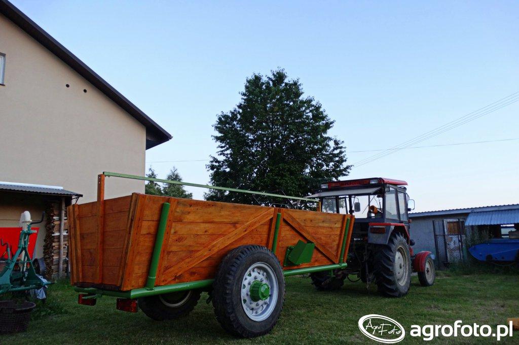 Wóz & Ursus C-360