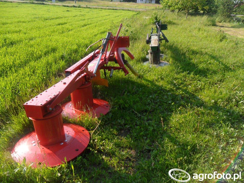 Tad-Len KR 1,65 i Agromet Famarol Meduza Z-036