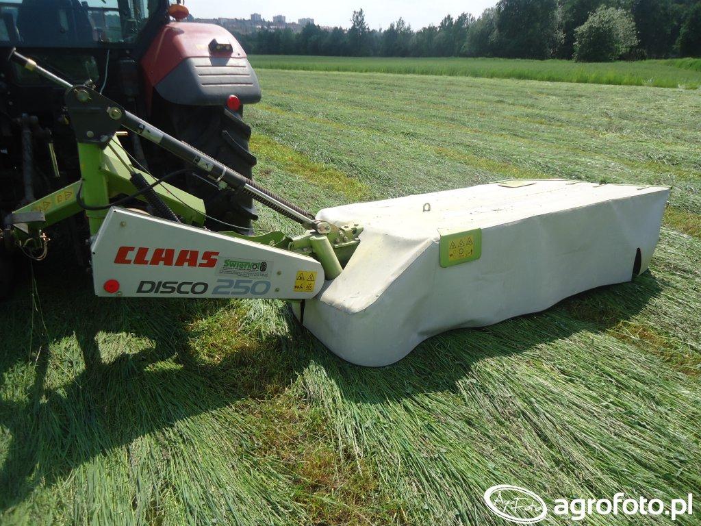 Claas Disco 250