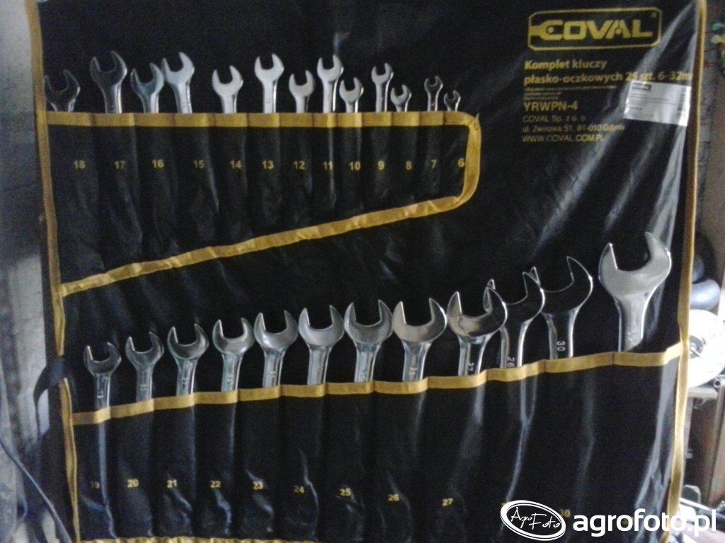 Klucze Coval