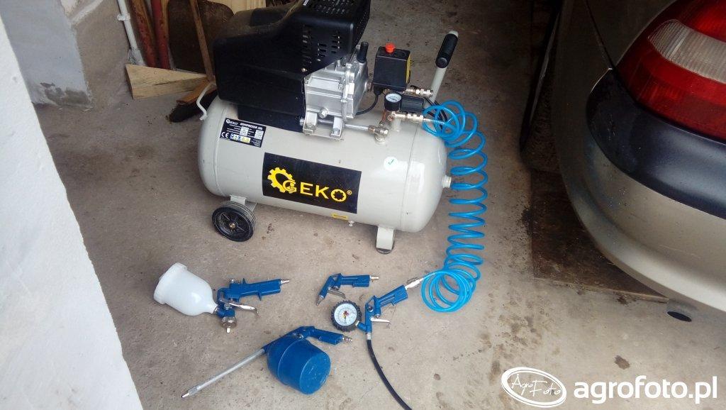 Kompresor Geko