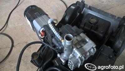 Myjka Lavor HR 135- silnik+ pompa