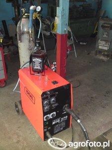 Półautomat Spawalniczy IDEAL 370 4x4