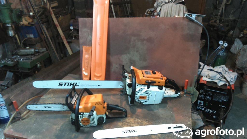 Piła Stihl MS170 & 051 AV