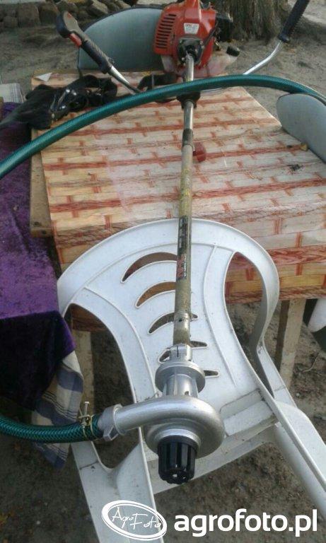 Pompa do kosy spalinowej