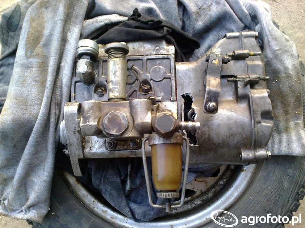 Pompa paliwa c-360