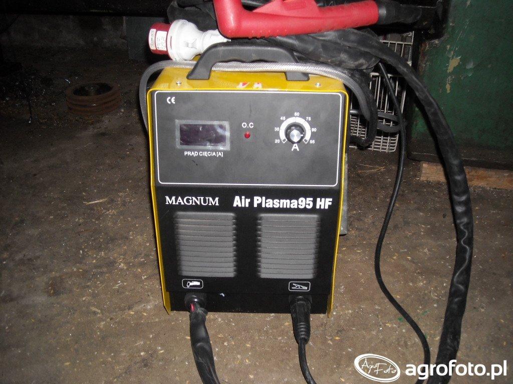 Przecinarka plazmowa 95 hf