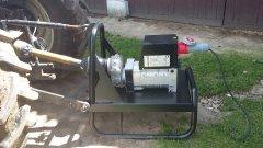 Agregat prądotwórczy 20 kW