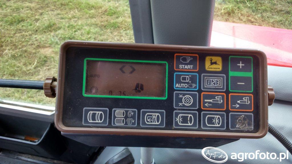 Sterownik BaleMaster Monitor do JD 570