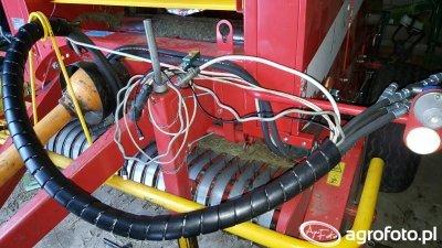 Metal-fach - Wiązka przewodów do ciągnika