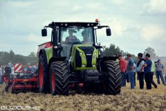 Claas Arion 640 + Horsch Pronto 4 DC