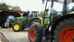 Claas & John Deere & New Holland
