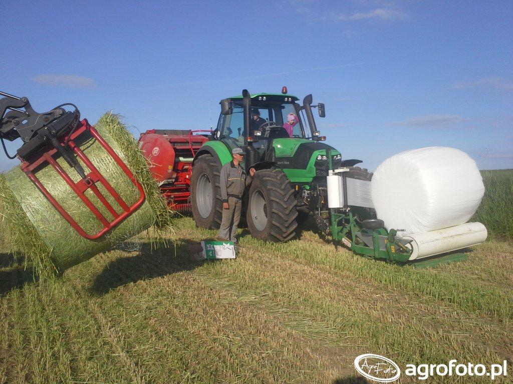 Agrotron 6160p
