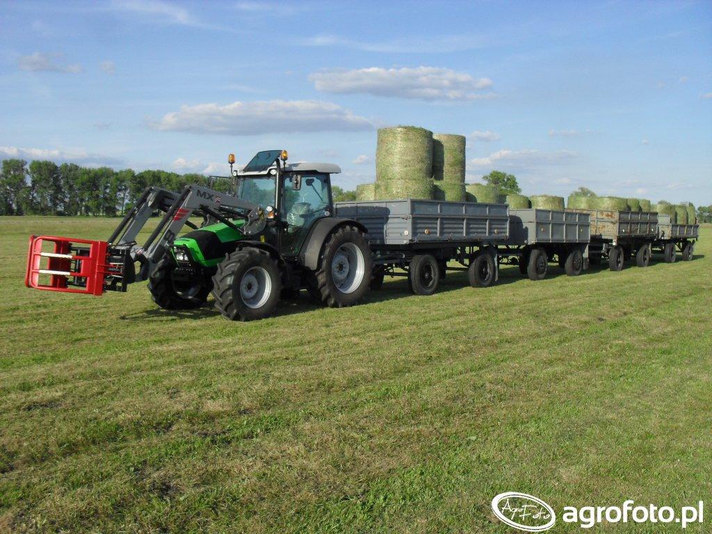 Deutz Fahr Agrofarm 410 GS